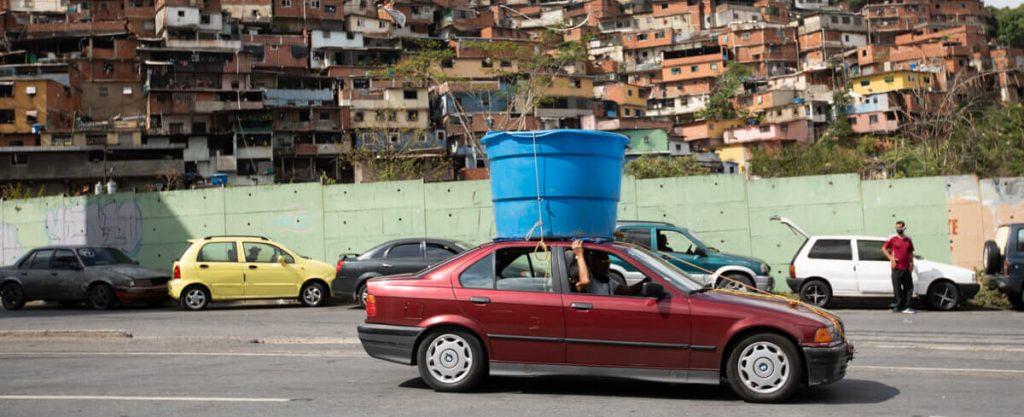 water crisis in venezuela